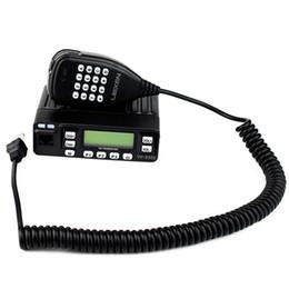 Wholesale LEIXEN VV S Dual Band UHF VHF W CH CTCSS DCS FM DTMF Scan VOX Hz Mobile Taxi Amateur Car Radio Transceiver A7211A