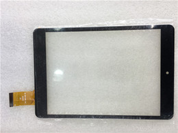 High Quality Handwritten Display on the outside 7.85 Inch Brand Touch Screen Display Glass Replacement For MF-801-079F