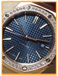 Wholesale Luxury brand ap AP Oak Offshore Chrono Diamond blue dial ST OO ST Men Men s watches watch