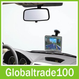 Wholesale Car GPS Navigation inch Vehicle Navigator MB GB With Bluetooth AV FM Multilingual Newest Map