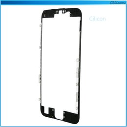 Wholesale Original For iphone s iphone6s plus Middle Frame Bezel Frame Bracket Housing for Iphone plus With Hot Glue