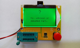 Wholesale New Arrival LCD M328 Digital Transistor Tester Meter Backlight Diode Triode Capacitance ESR Meter MOS PNP NPN L C R