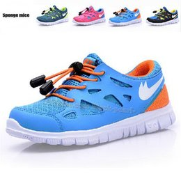 Wholesale Hot Sale Brand Children s Sports Shoes Boys Girls Sneakers Kids Casual Breathable Mesh Running Shoes Child Fashion Leisure Shoes EUR