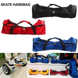 Wholesale Smart Scooter inch INCH Portable Bag Balance Two Wheel Electric car twisting knapsack Unicycle Skates Roller Skate Handbag