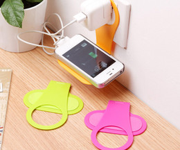 Daily Deals! Flexible Cell Phone Cellphone Car Air Vent Stand Hanger battery charging Holders for Mobile phone Mp3,Mp4,Camera