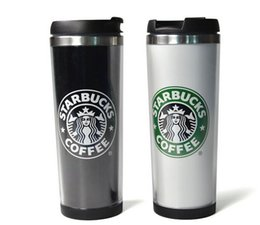 Starbucks Cups Styles Stainless Steel Mug Flexible Cups Coffee Cup Mug Tea Travelling Mugs Tea Cups Wine Cups