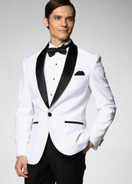 Custom Made Groomsman New Arrival Groom Tuxedos 10 Styles Men's Suit Classic Best Man Wedding PromSuits (Jacket+Pants+Tie+Girdle) J961A