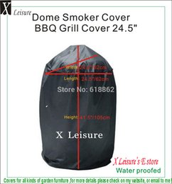 Wholesale Dome smoker cover BBQ Grill cover quot