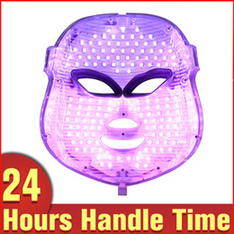 Pro Red Yellow 7 Color PDT Therapy Skin Care Acne Removal LED Mask Face Lifting Beauty Device