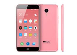 Original MEIZU M1 Note 4G LTE Cell Phone 5.5Inch IPS Screen 2G RAM 32G ROM 5.0+13.0MP Camera Android Unlocked Phones