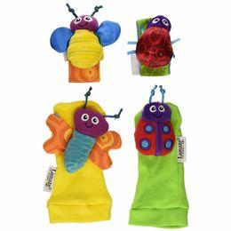 Acheter en ligne Chaussettes lamaze hochet-Lamaze Ramaze nouvelle dragonne 2 multifonctionnels jouets puzzle bébé