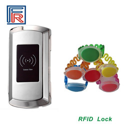 Wholesale New Hot sell MHz Sauna Room Gym Electronic Locker Proximity Card Cabinet Lock ISO14443A