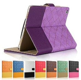Wholesale Compact Color iPad mini case ipad Air cases ipad2 iPad iPad4 covers PU Leather Case Stand folio smart covers fast drop shipping