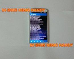 Wholesale I9505 NEMO HANDY VERSION Professional test equipment support lte cat3 mbps test