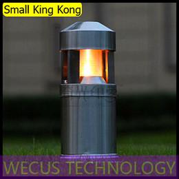 Al por mayor (WECUS) envío libre, nuevas luces al aire libre, lámpara de césped, color acero inoxidable moderno y sencillo, sin fuente, XJ-HWD0039 wecus light on sale desde wecus light proveedores
