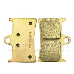 Wholesale Sintered Front Brake Pads For Yamaha YZF1000 R1 YZF600 R6