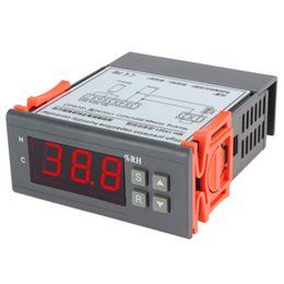 Wholesale AC V Digital LCD Air Humidity Controller Measuring Range with Sensor INS_121