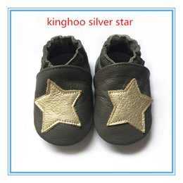 soft sole shoes new silver star baby toddler shoes baby moccasins