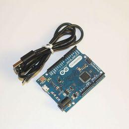 Wholesale Hot Sale Smart Electronics for Arduino Leonardo R3 ATmega32u4 Development Board with USB Cable for DIY Starter Kit