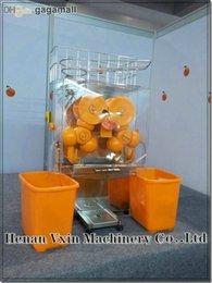 Wholesale CE approved V V E commercial fresh orange juicing machine lemon orange extractor orange press with tap tangerine juicer