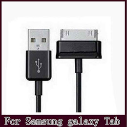 Wholesale P1000 USB Data Sync Cable Cord For Samsung Galaxy Tab Tab P7510 P5100 P3100 N8000 Tablet pc