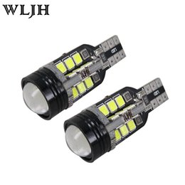 Wholesale High Power W W16W T15 Canbus Error Free Led Light COB SMD Projector Lens Car Led Light For VW Audi BMW