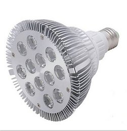 Wholesale E27 W X3W PAR38 LED Coral Reef Grow Light High Power Fish Tank Aquarium Lamp LED Bulbs LED Grow Lamp