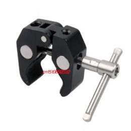 Wholesale 2 in1 inch Articulating Magic Arm Super Clamp for Camera Camcorder LCD Monitor LED Light DSLR Rig Movie Kit