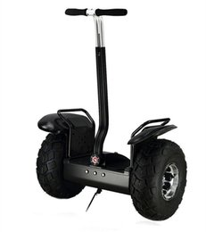 Wholesale Good Quality Personal transporter W motor self balancing off road electric scooter mobility scooters mountain bike