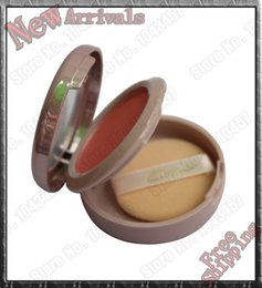 Wholesale Studio Fix advanced Beauty Bright flawless blush Pure Mineral powder rouge comfortable with mirror puff