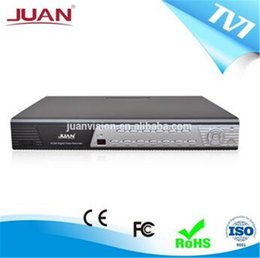 Wholesale H Network DVR Standalone ch DVR Support P2P PTZ RS485 Port Service for Hardware and Software