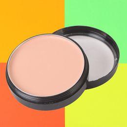 Wholesale-Nude Orange Professional Flawless Cream Foundation Concealer Cream Perfect Cover Cream -03