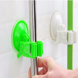 Wholesale New Multifunction Powerful Hanger No Traces Vacuum Sucker Holder For Storage Broom Umbrella Home Organizer