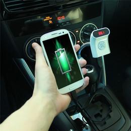 Wholesale Kit de vente chaud en Adaptateur Voiture Bluetooth Lecteur MP3 sans fil Bluetooth de voiture Transmetteur FM de voiture avec la radio USB bluetooth mètre de tension