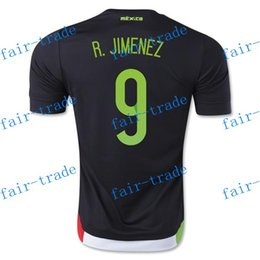 Wholesale Customized Thai Quality Mexico R JIMENEZ Home Soccer Jersey Mexico soccer gear Mexico soccer jersey at our Soccer Shop