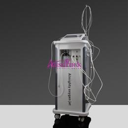 Wholesale Professional Liquid Crystal Oxygen Injecting skin rejuvenation oxgen Water Aqua spray Facial equipment system for Skin Acne