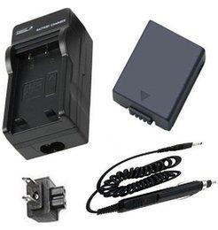 Wholesale Details about Battery Charger for Panasonic Lumix DMC FZ10 DMC FZ15 DMC FZ20 Digital Camera