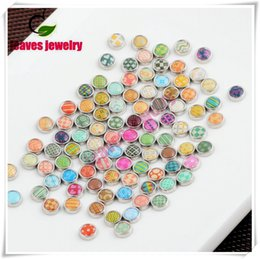 New arrive many style Fashion mix Flower floating charms for Magnetic Memory Photo Glass floating Locket