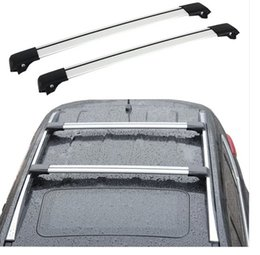 Wholesale Volkswagen Tiguan Touareg Touran Tiguan car Roof Rack luggage rack crossbars single frame bicycle frame rails