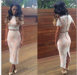 Wholesale Short Nightclub Dresses - 2015 New Women Sexy Dress Sets Lady Nightclub Dresses Big Girl Party Lace Clothes Skirt Outfits 2 Pcs Sets Evening Dress Sets A1156