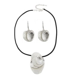 Wholesale 2015 Wicker Furniture Jewelry Sets European And American Popular Exaggeration Jewelry punk Alloy High grade Item Swirl Ear Ornament Suit