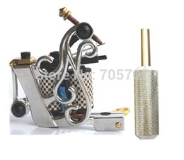 Wholesale new high quality wraps Tatoo Machine with grip tattooing body art shop