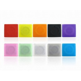 Wholesale 10 x Silicone Skin Case Cover for iPod Shuffle th Gen ipod shuffle cover skin case