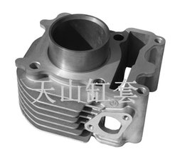 Wholesale YAMAHA Original yamaha motorcycle cylinder block for yamaha jog scooter aluminum cylinder block for engine part