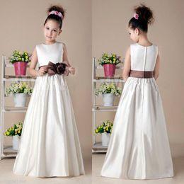 Girl's Lace Baby Princess Bridesmaid Flower Girl Dresses Wedding Party DressesAA