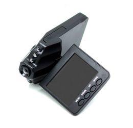 Descuento cámaras de guión recuadro negro 2.5 '' Dash levas coche del coche DVR sistema de la cámara grabadora de recuadro negro versión H198 noche Video Recorder tablero cámara 6 IR LED