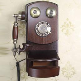 Fashion antique telephone old telephone wall hanging telephone vintage telephone metal swivel plate