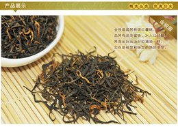 Wholesale Fujian Jinjunmei herbal black tea slimming weight loss in healthy way High quality Best price chinese loose tea