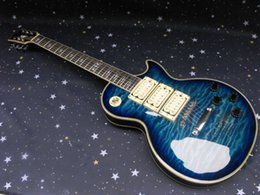 Wholesale New highest quality best nice Ace frehley signature pickups Electric Guitar in stock