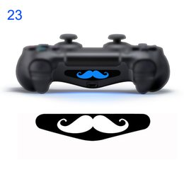 Wholesale Playstation PS4 controller led light bar decal sticker
